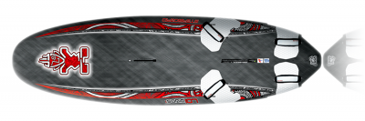 STARBOARD iSonic 107 Carbon